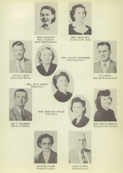 Page 17, 1951 Edition, Odessa High School - Corral Yearbook (Odessa, TX) online yearbook collection