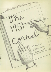 Page 5, 1951 Edition, Odessa High School - Corral Yearbook (Odessa, TX) online yearbook collection