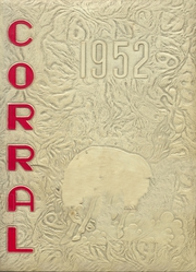 Page 1, 1952 Edition, Odessa High School - Corral Yearbook (Odessa, TX) online yearbook collection
