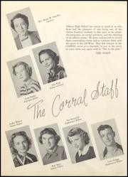 Page 8, 1952 Edition, Odessa High School - Corral Yearbook (Odessa, TX) online yearbook collection