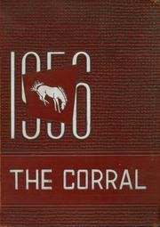 Odessa High School - Corral Yearbook (Odessa, TX) online yearbook collection, 1956 Edition, Page 1