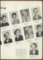 Page 9, 1956 Edition, Odessa High School - Corral Yearbook (Odessa, TX) online yearbook collection