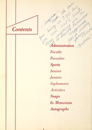 Page 12, 1959 Edition, Odessa High School - Corral Yearbook (Odessa, TX) online yearbook collection