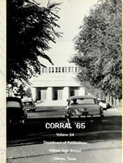 Page 5, 1965 Edition, Odessa High School - Corral Yearbook (Odessa, TX) online yearbook collection