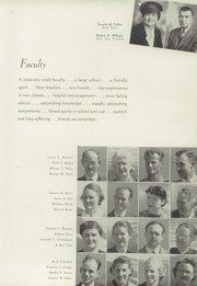 Page 15, 1940 Edition, Point Loma High School - El Portal Yearbook (San Diego, CA) online yearbook collection