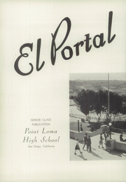 Page 6, 1940 Edition, Point Loma High School - El Portal Yearbook (San Diego, CA) online yearbook collection