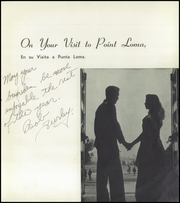 Page 11, 1944 Edition, Point Loma High School - El Portal Yearbook (San Diego, CA) online yearbook collection