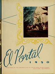 Page 7, 1950 Edition, Point Loma High School - El Portal Yearbook (San Diego, CA) online yearbook collection