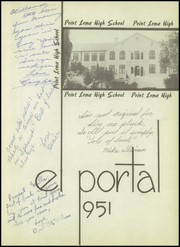 Page 5, 1951 Edition, Point Loma High School - El Portal Yearbook (San Diego, CA) online yearbook collection