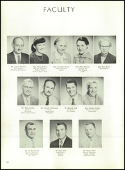 Page 10, 1957 Edition, Point Loma High School - El Portal Yearbook (San Diego, CA) online yearbook collection