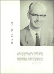 Page 7, 1957 Edition, Point Loma High School - El Portal Yearbook (San Diego, CA) online yearbook collection