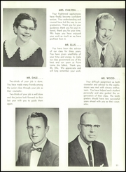 Page 9, 1957 Edition, Point Loma High School - El Portal Yearbook (San Diego, CA) online yearbook collection