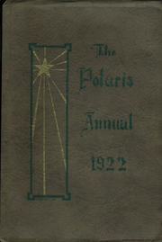 Page 1, 1922 Edition, North High School - Memory Yearbook (Columbus, OH) online yearbook collection