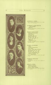 Page 12, 1922 Edition, North High School - Memory Yearbook (Columbus, OH) online yearbook collection