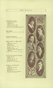 Page 13, 1922 Edition, North High School - Memory Yearbook (Columbus, OH) online yearbook collection