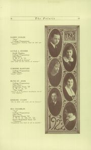 Page 17, 1922 Edition, North High School - Memory Yearbook (Columbus, OH) online yearbook collection