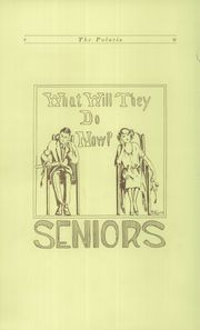 Page 8, 1922 Edition, North High School - Memory Yearbook (Columbus, OH) online yearbook collection