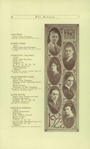 Page 9, 1922 Edition, North High School - Memory Yearbook (Columbus, OH) online yearbook collection