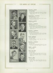 Page 12, 1931 Edition, North High School - Memory Yearbook (Columbus, OH) online yearbook collection