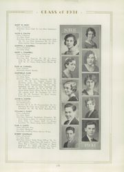 Page 17, 1931 Edition, North High School - Memory Yearbook (Columbus, OH) online yearbook collection