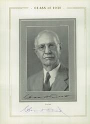 Page 8, 1931 Edition, North High School - Memory Yearbook (Columbus, OH) online yearbook collection