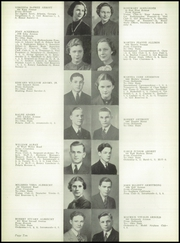 Page 14, 1936 Edition, North High School - Memory Yearbook (Columbus, OH) online yearbook collection