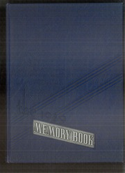North High School - Memory Yearbook (Columbus, OH) online yearbook collection, 1939 Edition, Page 1