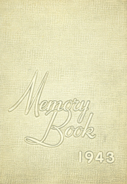 North High School - Memory Yearbook (Columbus, OH) online yearbook collection, 1943 Edition, Page 1