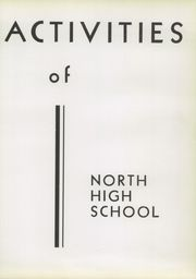 Page 63, 1943 Edition, North High School - Memory Yearbook (Columbus, OH) online yearbook collection