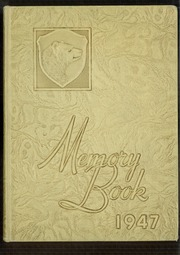 North High School - Memory Yearbook (Columbus, OH) online yearbook collection, 1947 Edition, Page 1
