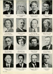 Page 12, 1947 Edition, North High School - Memory Yearbook (Columbus, OH) online yearbook collection