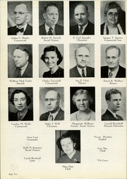 Page 14, 1947 Edition, North High School - Memory Yearbook (Columbus, OH) online yearbook collection