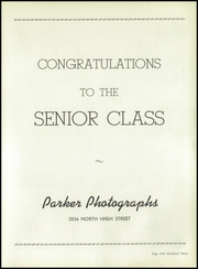 Page 107, 1951 Edition, North High School - Memory Yearbook (Columbus, OH) online yearbook collection