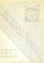 1952 Edition, North High School - Memory Yearbook (Columbus, OH)