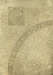 1953 Edition, North High School - Memory Yearbook (Columbus, OH)