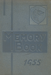 1955 Edition, North High School - Memory Yearbook (Columbus, OH)