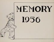 Page 6, 1956 Edition, North High School - Memory Yearbook (Columbus, OH) online yearbook collection