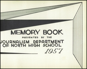 Page 9, 1957 Edition, North High School - Memory Yearbook (Columbus, OH) online yearbook collection