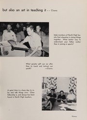 Page 17, 1959 Edition, North High School - Memory Yearbook (Columbus, OH) online yearbook collection