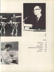 Page 9, 1969 Edition, North High School - Memory Yearbook (Columbus, OH) online yearbook collection