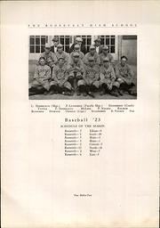 Page 98, 1924 Edition, Roosevelt High School - Sagamore Yearbook (Minneapolis, MN) online yearbook collection