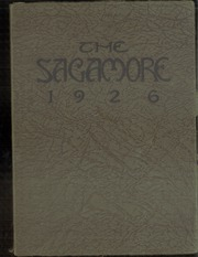 Page 1, 1926 Edition, Roosevelt High School - Sagamore Yearbook (Minneapolis, MN) online yearbook collection