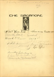 Page 5, 1926 Edition, Roosevelt High School - Sagamore Yearbook (Minneapolis, MN) online yearbook collection