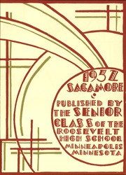 Page 7, 1932 Edition, Roosevelt High School - Sagamore Yearbook (Minneapolis, MN) online yearbook collection
