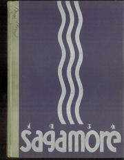 Page 1, 1934 Edition, Roosevelt High School - Sagamore Yearbook (Minneapolis, MN) online yearbook collection