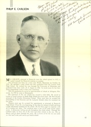 Page 16, 1935 Edition, Roosevelt High School - Sagamore Yearbook (Minneapolis, MN) online yearbook collection