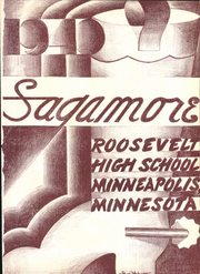 Page 5, 1940 Edition, Roosevelt High School - Sagamore Yearbook (Minneapolis, MN) online yearbook collection