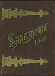 1948 Edition, Roosevelt High School - Sagamore Yearbook (Minneapolis, MN)