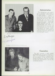 Page 14, 1952 Edition, Roosevelt High School - Sagamore Yearbook (Minneapolis, MN) online yearbook collection