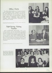 Page 15, 1952 Edition, Roosevelt High School - Sagamore Yearbook (Minneapolis, MN) online yearbook collection